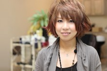 Short Hair Style & Arrange
